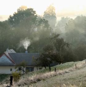Chladné ráno