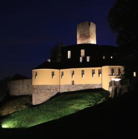 Tajemný hrad Svojanov