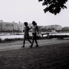 Odpolední běh