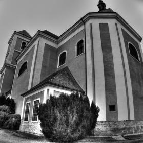 Kostel Pozořice 2