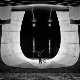 S Martinem Dražilem pod Trojským mostem
