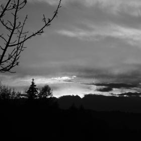 Západ slunce trochu jinak