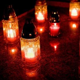 Svíčky...