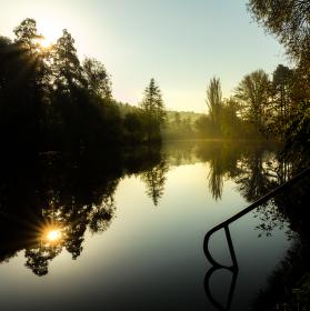 Ráno u Svratky
