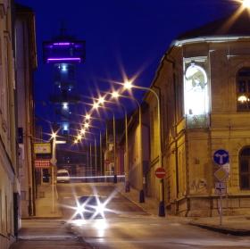 Vecerni ulice