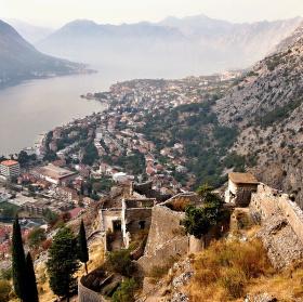Kotorský záliv (Boka Kotorska)