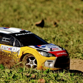 RC Citroën DS3 WRC