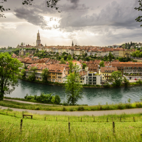 Bern - historické centrum
