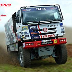 Dakarská Tatra