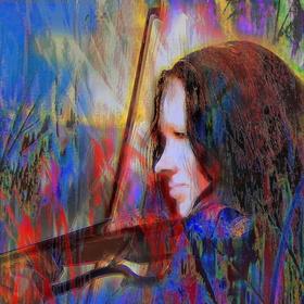 Barevné tóny houslí