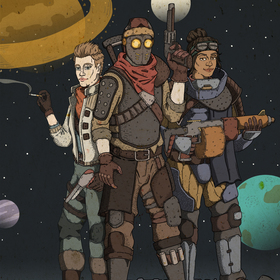 The Outer Worlds ilustrace