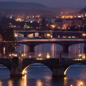 Pražské mosty