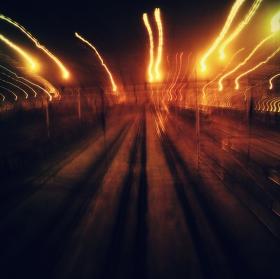 ...když nádraží spí...