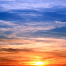 Barevné nebe