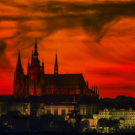 Krvavá královna Praha