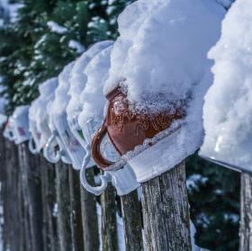 Hrnečky zimní