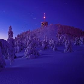 Svítání na Lysé hoře 2...