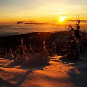 Svítání na Lysé hoře 3...