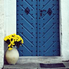 Dveře do ráje - knihovna