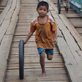 Kluci z Laosu