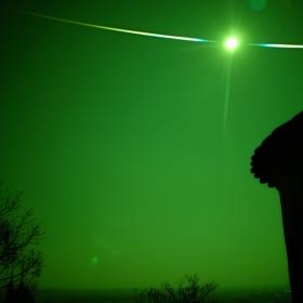 Zatmění Slunce...aneb co všechno se dá udělat se svářečským sklem .-)))
