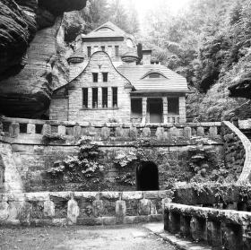 Čarodějův dům