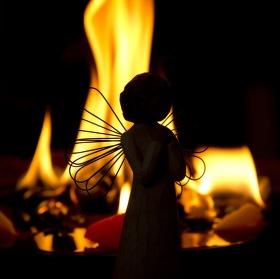 Ohnivý anděl