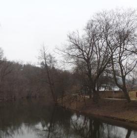 Okolí řeky svratky