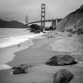 Kameny u Golden Gate