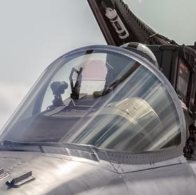 F/A-18 - Kokpit