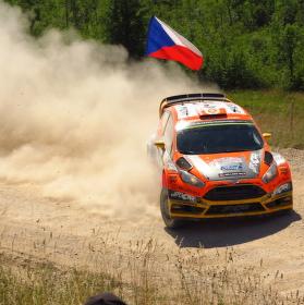 Lotos Rally Poland 20015-Martin Prokop