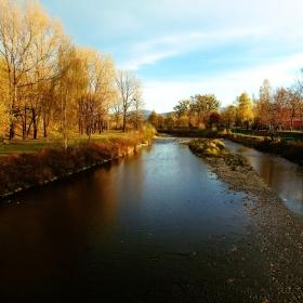 Řeka Ostravice