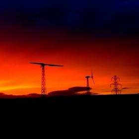 Západ ve Skotsku