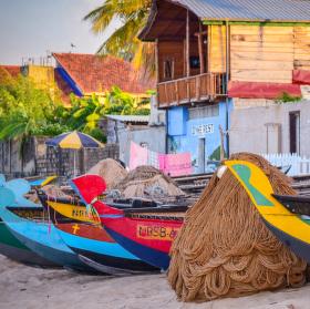 Ostrov farieb a vôní