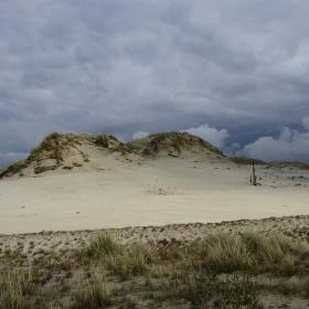 Duna písku