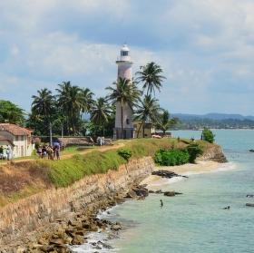 Streets of Sri lanka - Galle fort