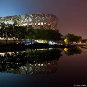 Olympijský stadion v Pekingu