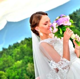 Nevěsta s Ještědem