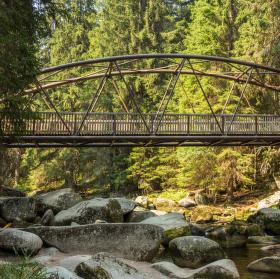 Most přes Vydru