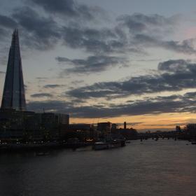 Londýn uléhá ke spánku