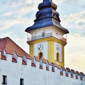 Moravské Budějovice – kostel sv. Jiljí