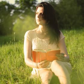 Relax v trávě