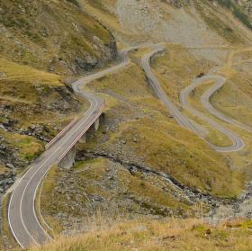 Rumunská autodráha