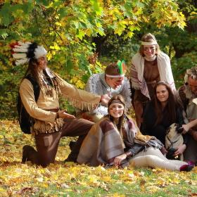 Indiani v Olomouci