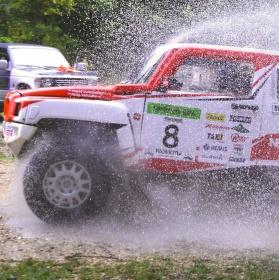 Rallye Maďarsko 2