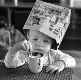 odpolední kávička