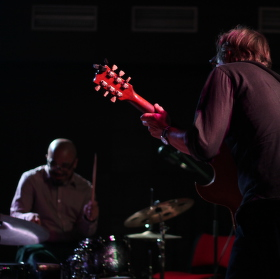 Rudy Linka Trio Acoustic & Electric - MHF FESTJAZZ 2015
