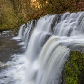 ~ Brecon Beacons waterfalls ~