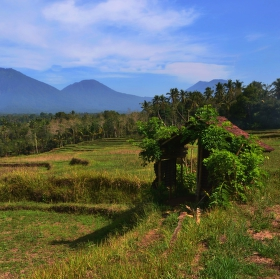 Někde na Bali