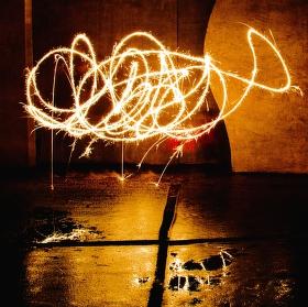 Světelné grafity